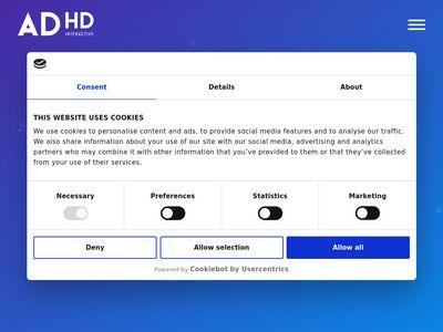 Agencja interaktywna Adhd