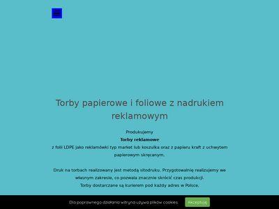 Awadruk.com.pl torby reklamowe