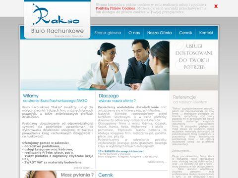 Biuro-rachunkowe.gdynia.pl usługi księgowe