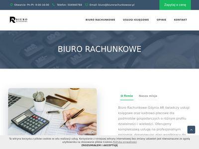 Biurorachunkowear.pl - skuteczna księgowość