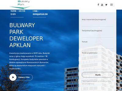 Bulwarypark.pl - mieszkanie od dewelopera