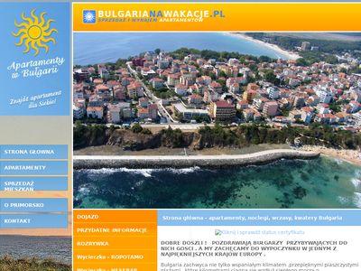 Portal Bułgaria na Wakacje