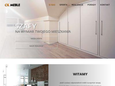 Meble kuchenne w Krakowie i Tarnowie