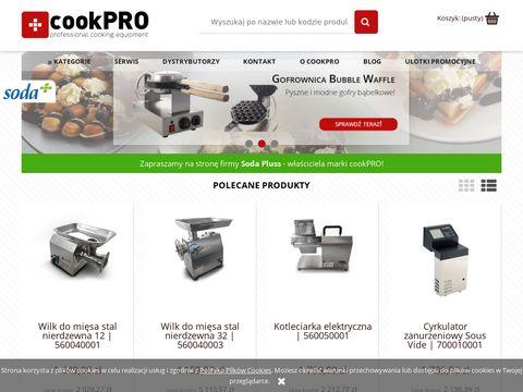 Sklep z maszynami do gastronomii - cookpro.pl