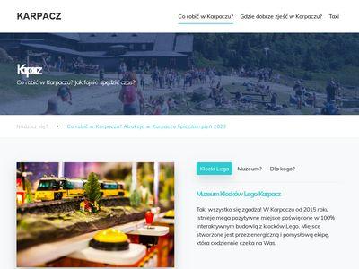 Co-robic-w-karpaczu.pl atrakcje