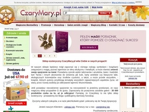 Ezoteryka - czarymary.pl