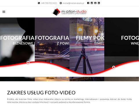 Motion-Studio filmy reklamowe