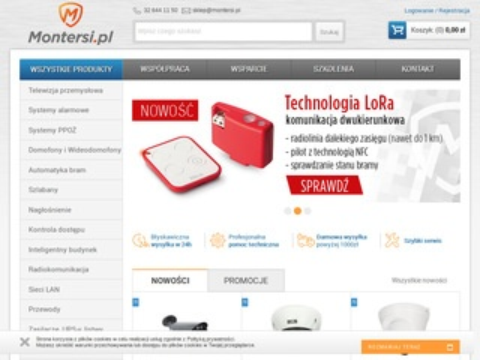 Systemy alarmowe - montersi.pl