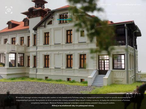 Model-Art modele architektoniczne domów