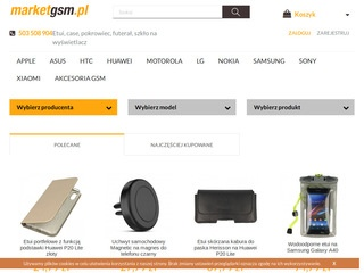 Akcesoria GSM - marketgsm.pl