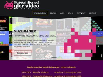 Muzeumgiervideo.pl Karpacz atrakcje