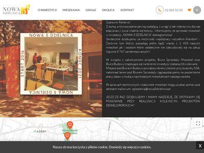 Nowe inwestycje Kraków - nowa5dzielnica.pl