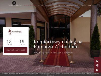 Hotele Sczecin - Dobosz