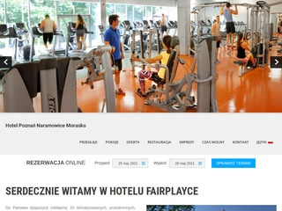 FairPlayce - hotel w Poznaniu