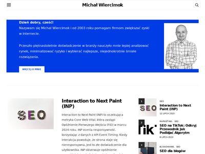 Pozycjonowanie stron - internetmaker.pl