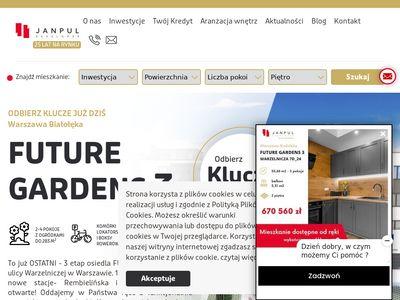 Janpul - nowe mieszkania deweloper