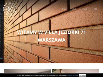 Hostel Jeziorki 71 - Tani hotel Warszawa