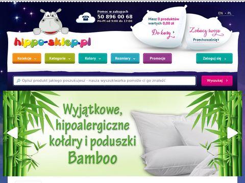 Internetowy sklep z pościelą - KamKryst.pl