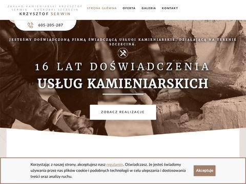 Naprawa nagrobków Szczecin