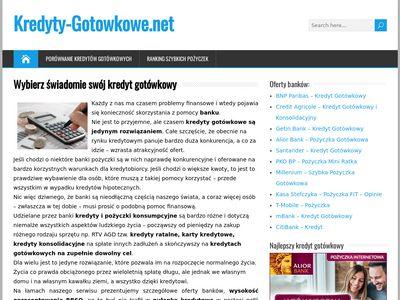Kredyty-gotowkowe.net
