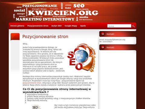 Marketing Opole