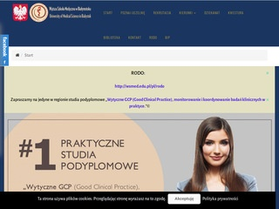 Jedyne takie studia medyczne - wsmed.edu.pl