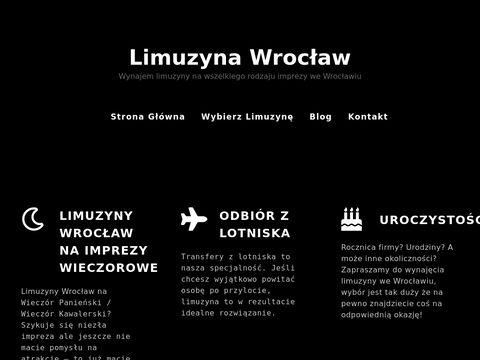 Wroclawlimuzyna.com na 14 osób