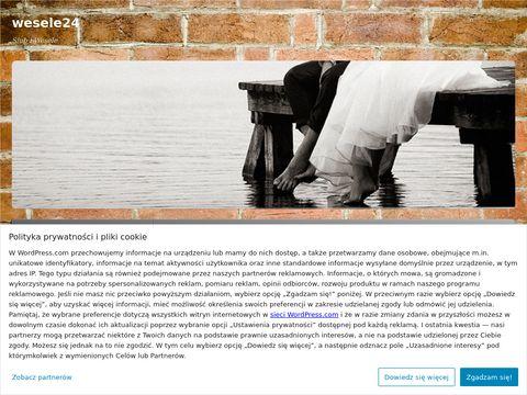 Ślub i Wesele Blog