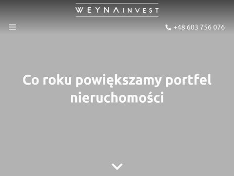 Weynainvest.pl lokale użytkowe Toruń