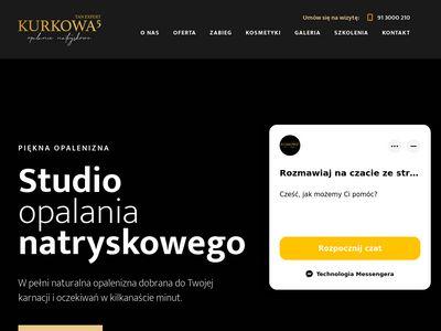 Timetotan.pl - opalanie natryskowe Szczecin