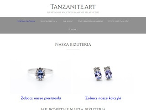 Tanzanite.pl - biżuteria
