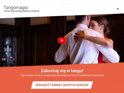 Tango argentyńskie Olsztyn