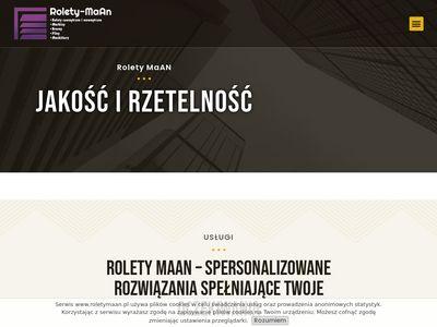 Roletymaan.pl montaż Gliwice