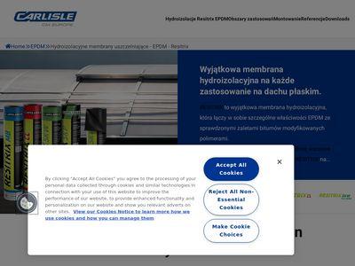 Resitrix.com.pl - systemy dachów zielonych
