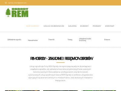 Rem - firma ogrodnicza Kraków