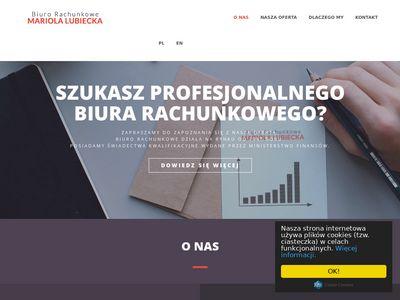 Rachunkowe.net.pl biuro księgowe Giżycko