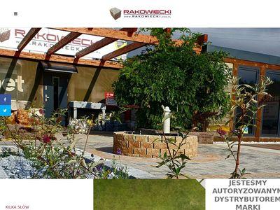 Rakowiecki.com.pl - kostka granitowa Łódź