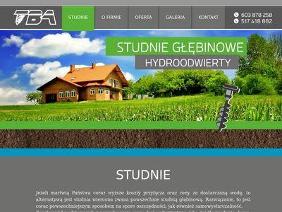 Studnietba.pl - studnie głębinowe Śląsk