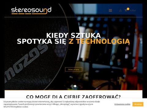 Stereosound.pl - produkcja muzyki