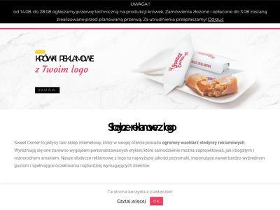 Cukierki reklamowe - sweet-corner.eu
