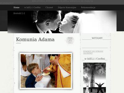 Profesjonalna Fotografia ślubna Płock Warszawa