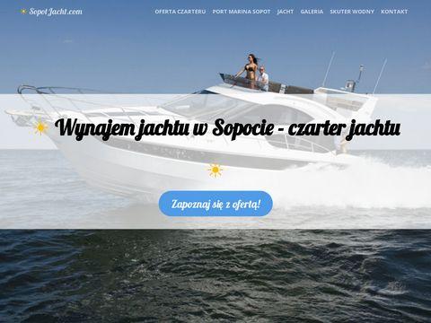 Wypożyczalnia jachtów Sopot