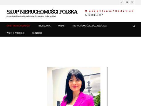 Skupnieruchomoscipolska.pl