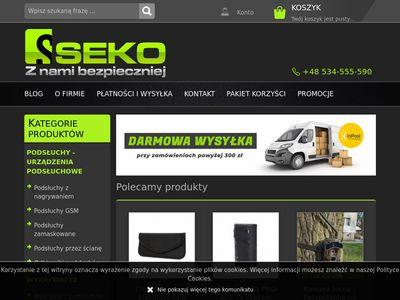 Sklep-seko.pl internetowy