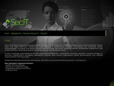 Strony internetowe, strony www, CCTV