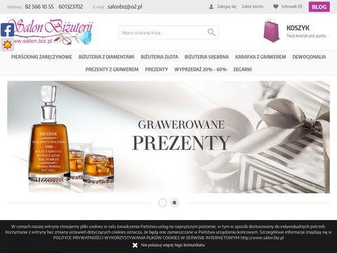 Salon.biz.pl - biżuteria srebrna