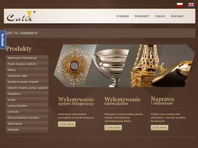 Naczynia liturgiczne