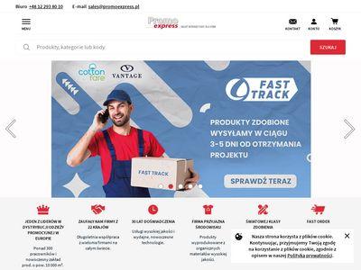 Uniformy pracownicze - promoexpress.pl