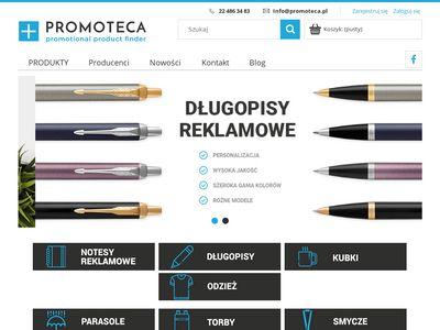 Promoteca.pl gadżety