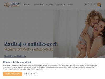 Poscielepremium.pl - poszewki na kołdry